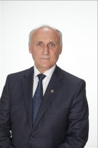 "Gheorghe AVORNIC Rector of the  USPEE ""Constantin Stere"",  PhD, Professor"
